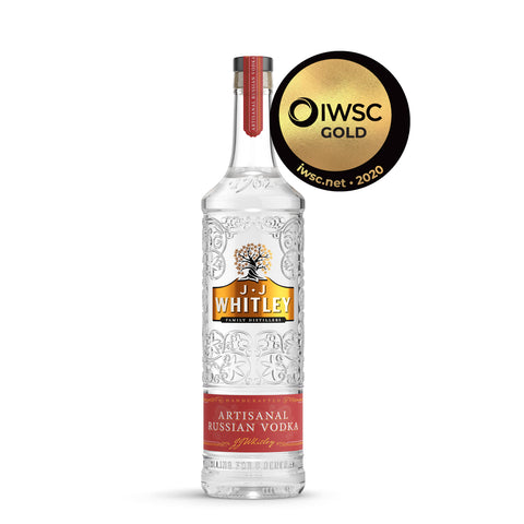 J.J Whitley Artisanal Russian Vodka