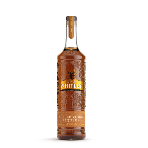 J.J Whitley Toffee Vodka Liqueur