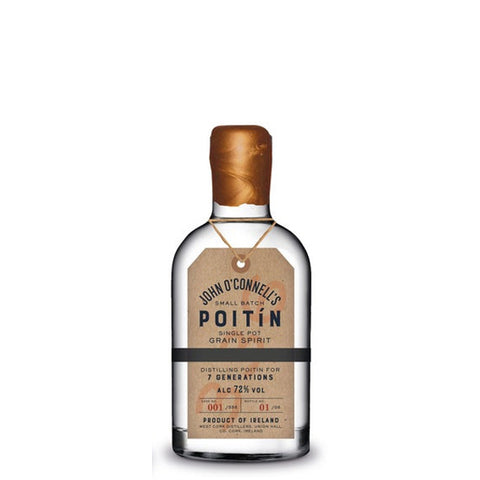 John O'Connell's Small Batch Poitín 72%