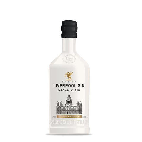 Liverpool Limited Edition 'Port of Liverpool' Organic Gin - Sadler's Ales
