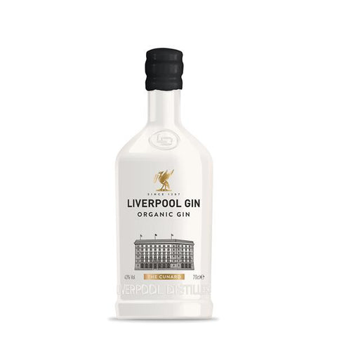 Liverpool Limited Edition 'The Cunard' Organic Gin - Sadler's Ales