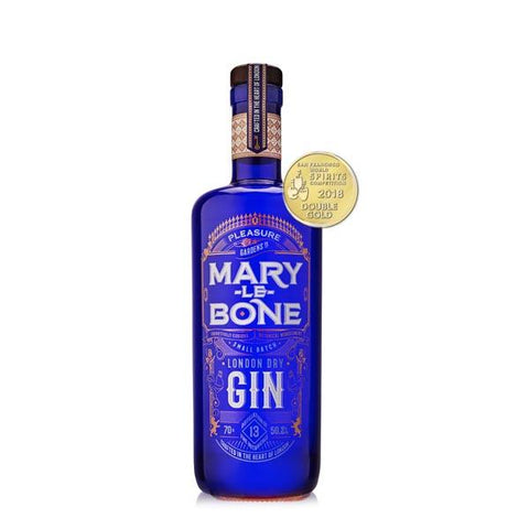 Mary-Le-Bone London Dry Gin - thedropstore.com