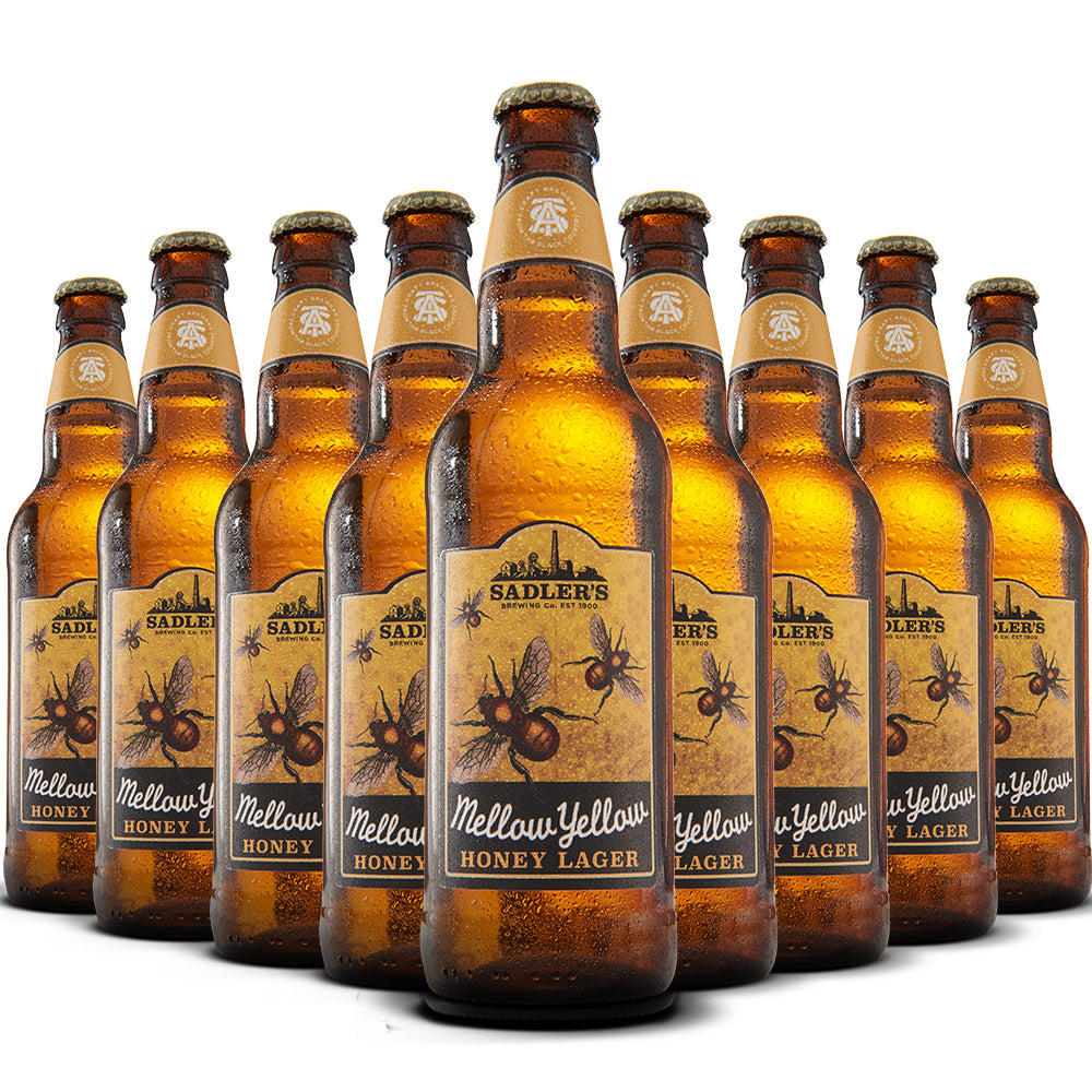 Sadler's Mellow Yellow Honey Pale Ale - 12 Bottle Case