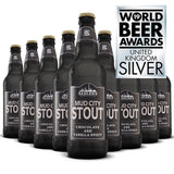 Sadler's Mud City Stout 12 500ml Bottle Case