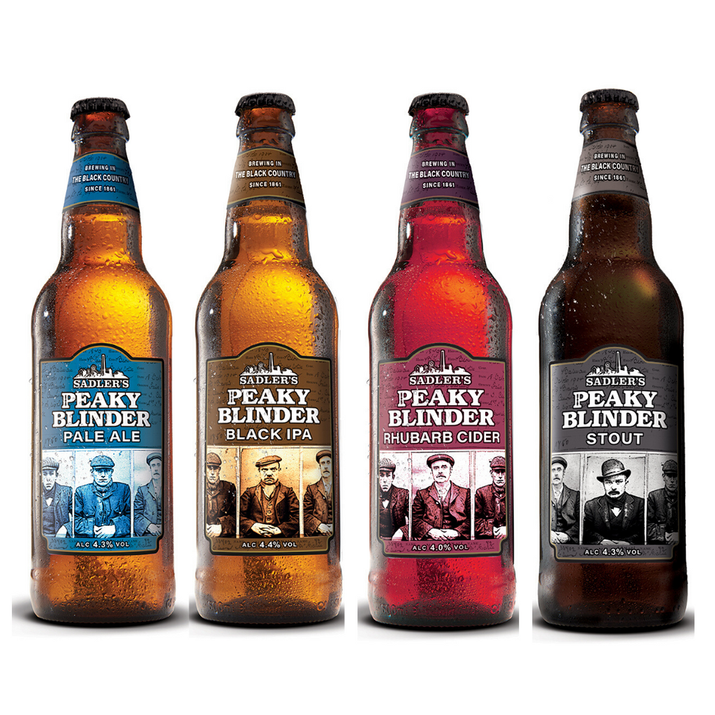 Sadler's Peaky Blinder Variety Pack - 12 Bottle Case