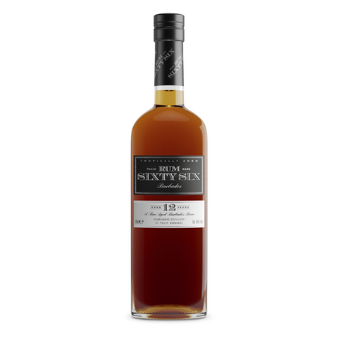 Rum Sixty Six Family Reserve 12 Years Old Rum - Sadler's Ales