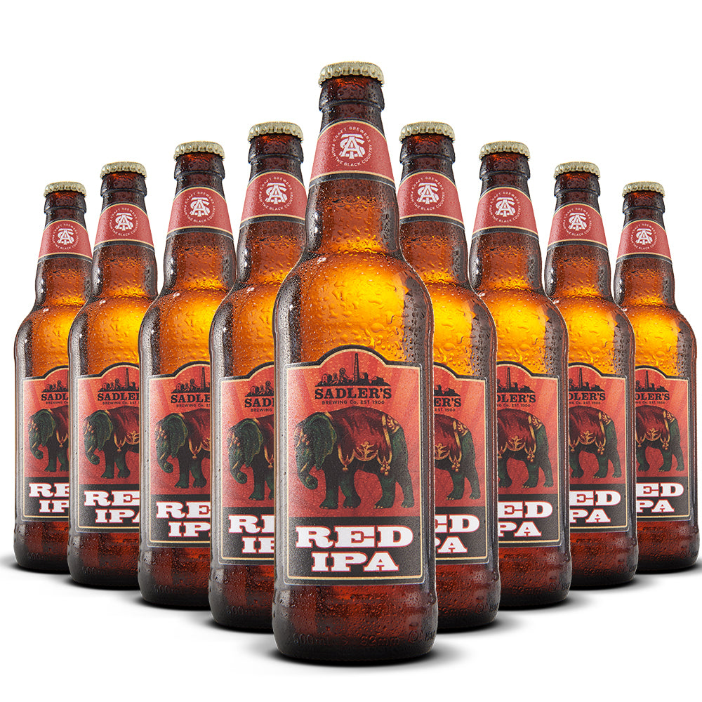 Sadler's Red IPA - 12 Bottle Case