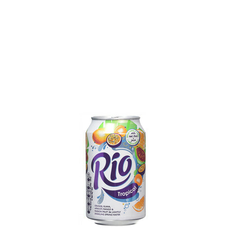 Rio Tropical Juice Drink (Pack of 4)