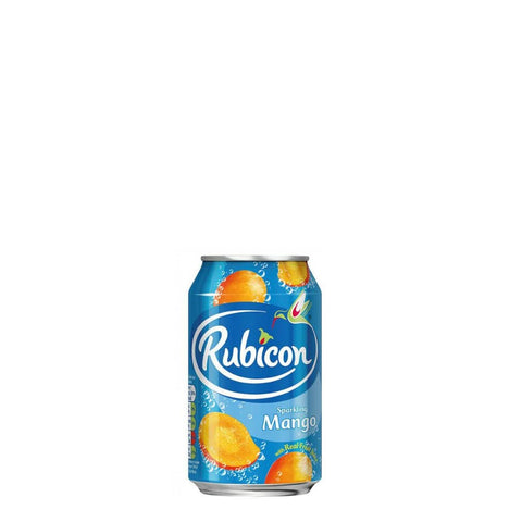 Rubicon Sparkling Mango Juice Drink (Pack of 4)