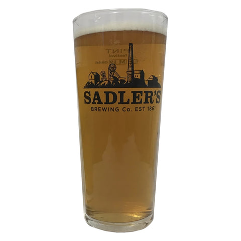 Sadler's Pint Glass