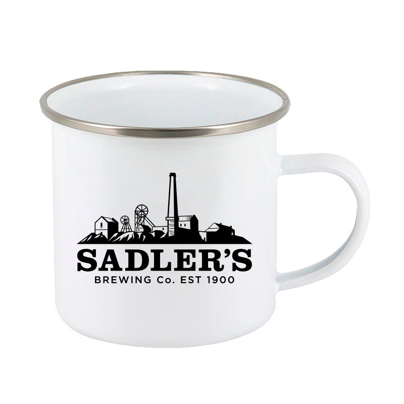 Sadler's Limited Edition Tin Mug