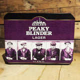 Sadler's Peaky Blinder Craft Lager 12 330ml Can Case