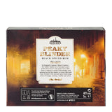 Sadler's Peaky Blinder Black Spiced Rum Miniature & Hip Flask Gift Set