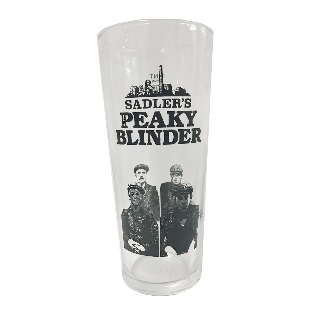 Limited Edition Peaky Blinder Pint Glass