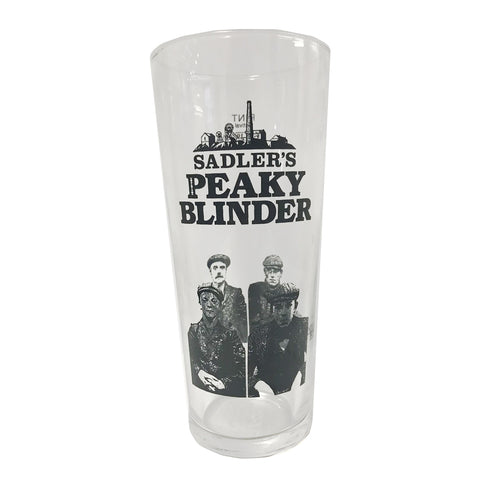Sadler's Peaky Blinder Pint Glass