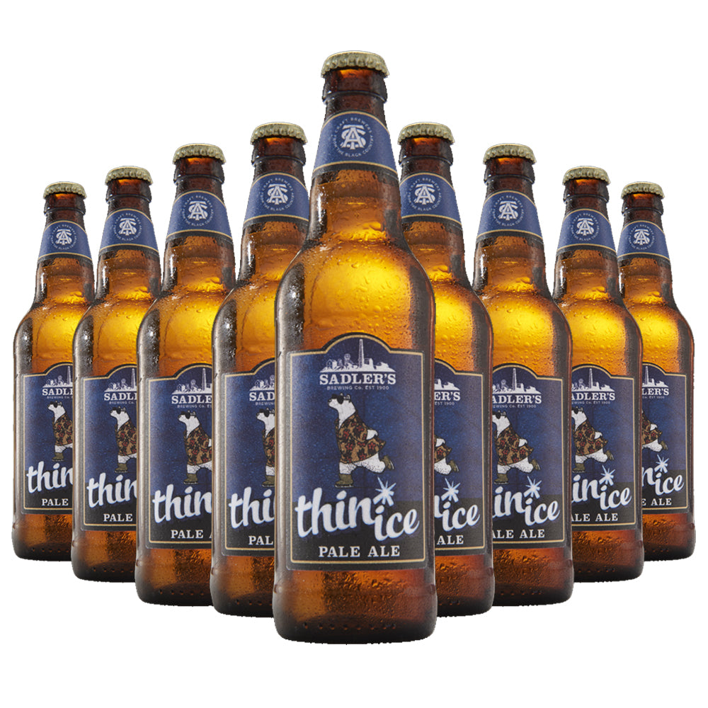 Sadler's Thin Ice Pale Ale - 12 Bottle Case
