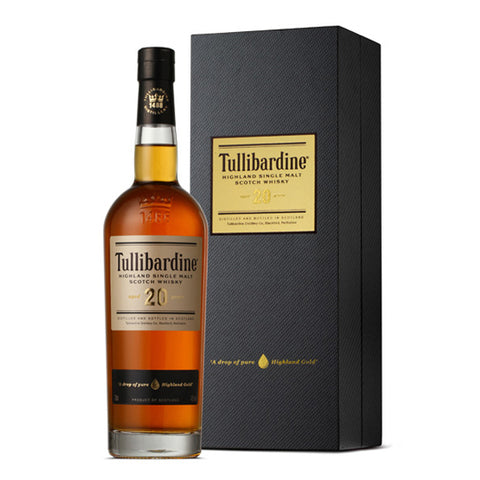 Tullibardine 20 Year Old Highland Single Malt Scotch Whisky