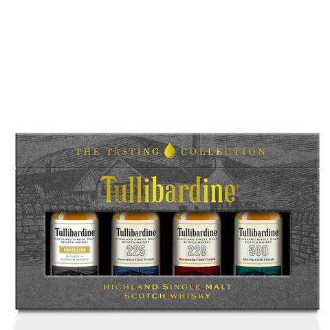 Tullibardine Tasting Collection Miniature Gift Set