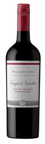 William Cole Vineyard Selection Cabernet Sauvignon, Central Valley, Chile - Sadler's Peaky Blinder