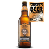 Sadler's Worcester Sorcerer Golden Ale 12 500ml Bottle Case