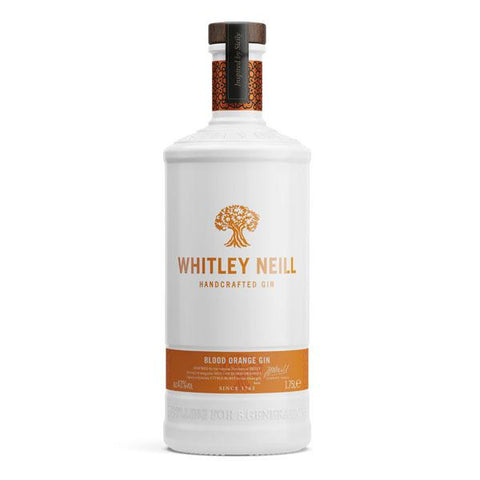 Whitley Neill Blood Orange Gin 1.75l - thedropstore.com