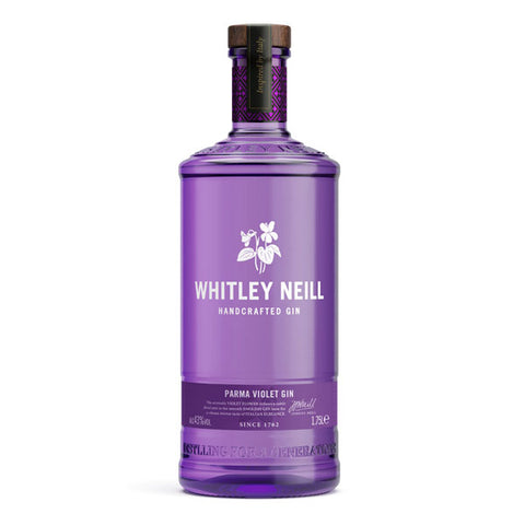 Whitley Neill Parma Violet Gin Extra Large 1.75 Litre