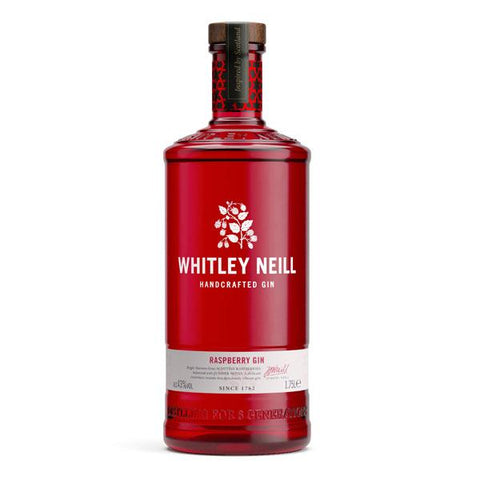 Whitley Neill Raspberry Gin 1.75l - thedropstore.com