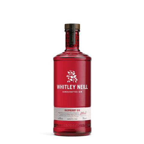 Whitley Neill Raspberry Gin - thedropstore.com