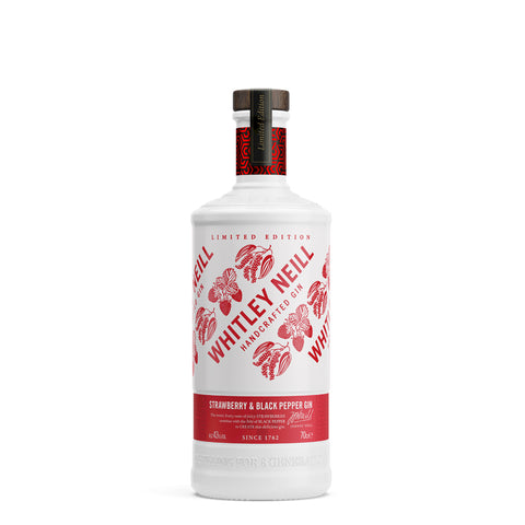 Whitley Neill Strawberry & Black Pepper Gin