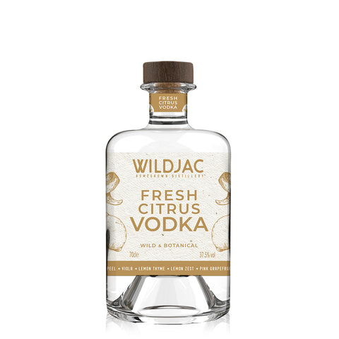 Wildjac Fresh Citrus Vodka