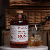 Wildjac Honey Spiced Rum