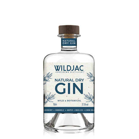 Wildjac Natural Dry Gin