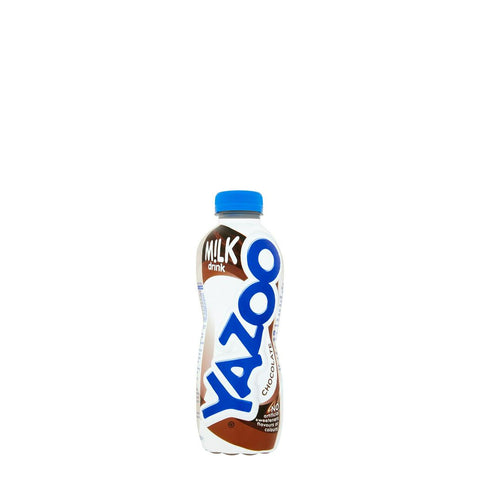 Yazoo Chocolate Milk (Pack of 4)