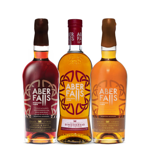 Aber Falls Sweet Tooth Collection 3 bottles for £40