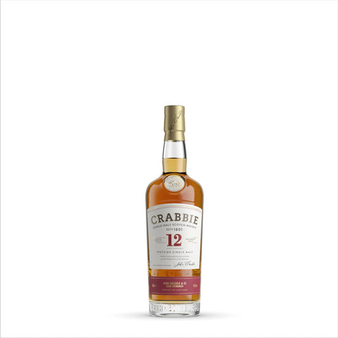 NEW: Crabbie 12 Year Old Speyside