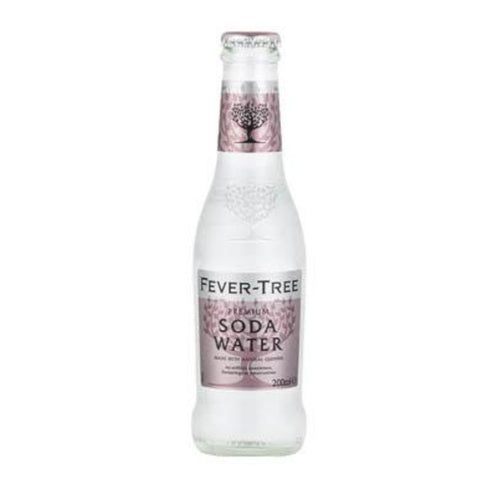 Fever Tree Spring Soda Water (Pack of 12)