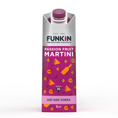 Funkin Passionfruit Martini Pre-Batched Cocktails