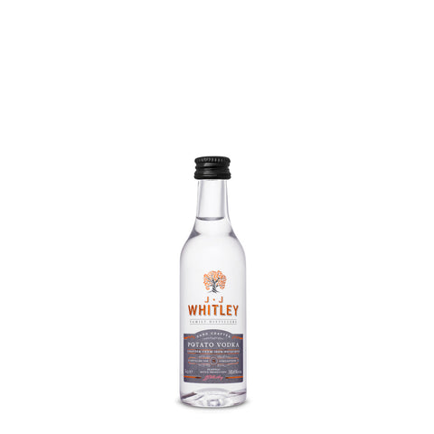 J.J Whitley Potato Vodka 5cl Miniature
