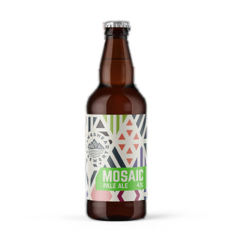 Mosaic Pale Ale 12 500ml Bottle case