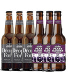 Mixed Case of Drop Forge Premium Lager & Sadler's Peaky Blinder Craft Lager
