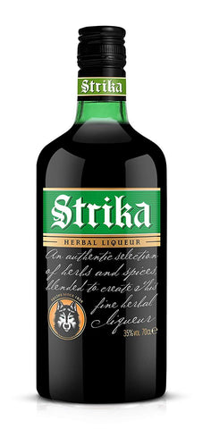 Strika Herbal Liqueur - thedropstore.com