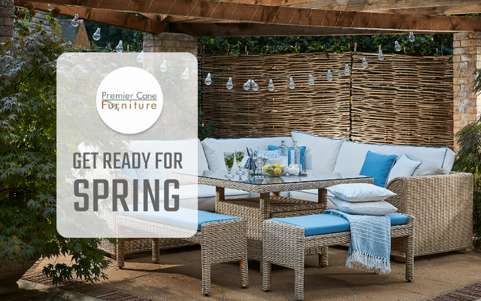 How to Dress & Prep Your Outdoor Furniture