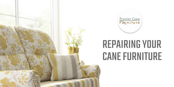 How to repair cane furniture