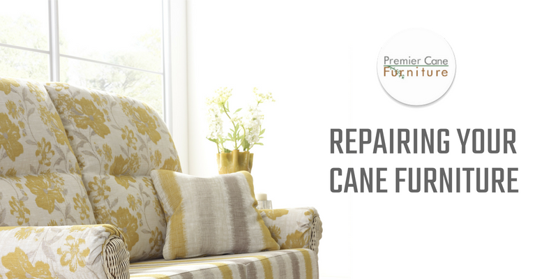 How to Repair Cane & Rattan Furniture?