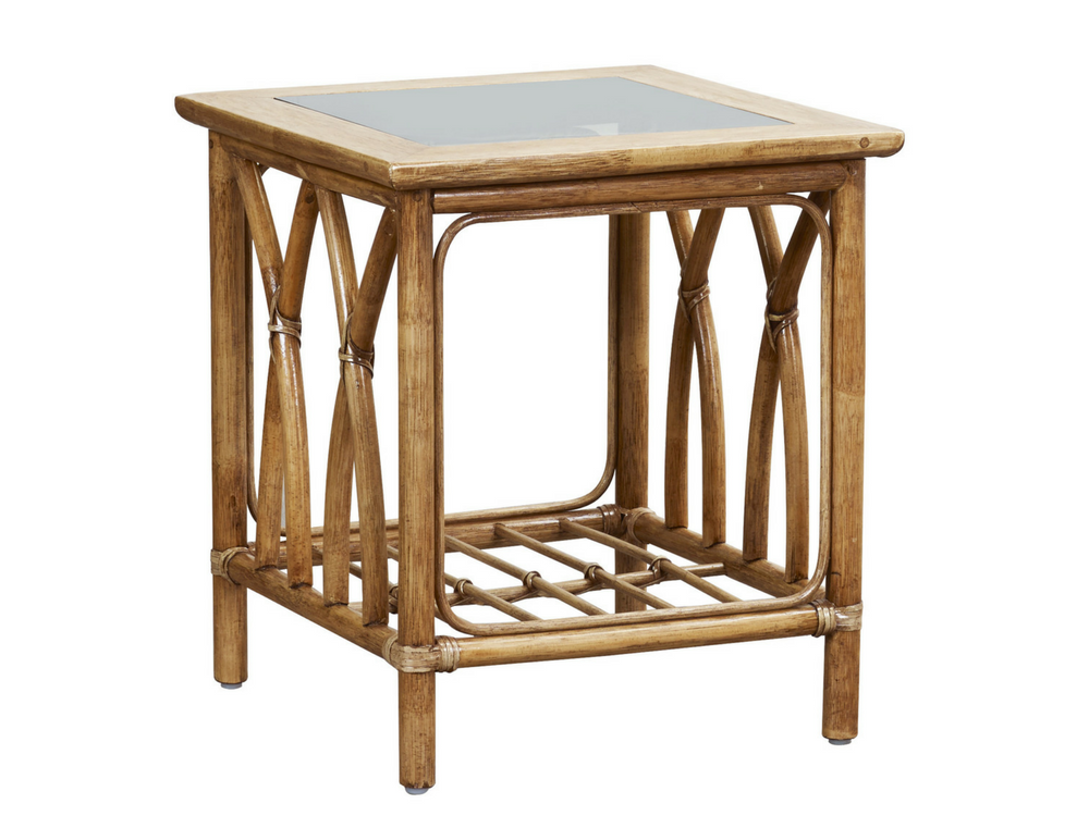 The Cane Industries Lavella Side Table