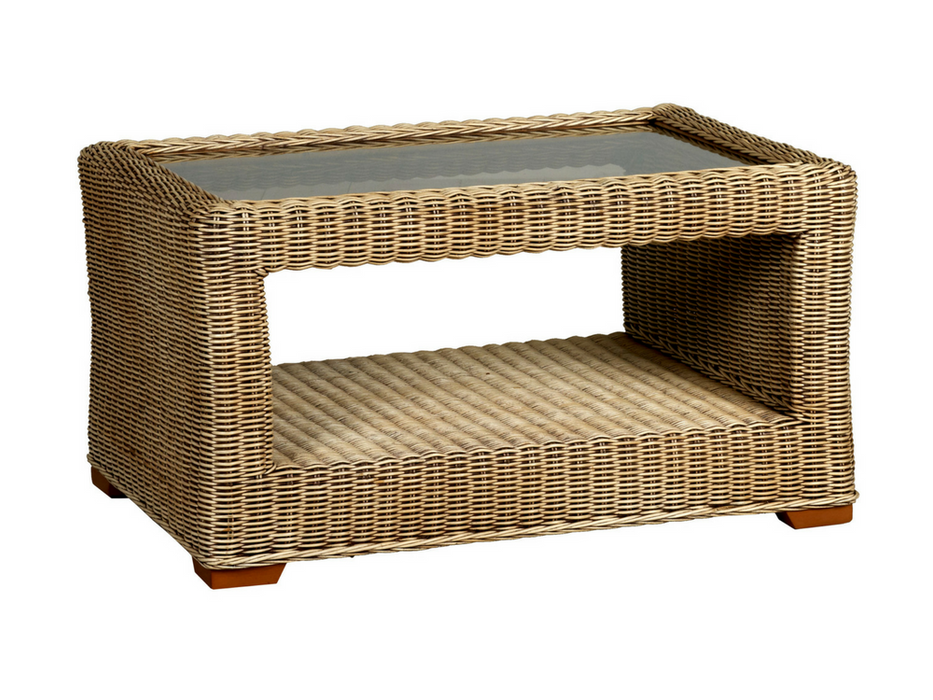 The Cane Industries Brando Coffee Table