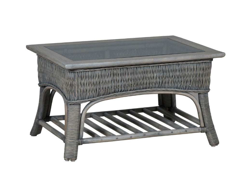 The Cane Industries Eden Coffee Table