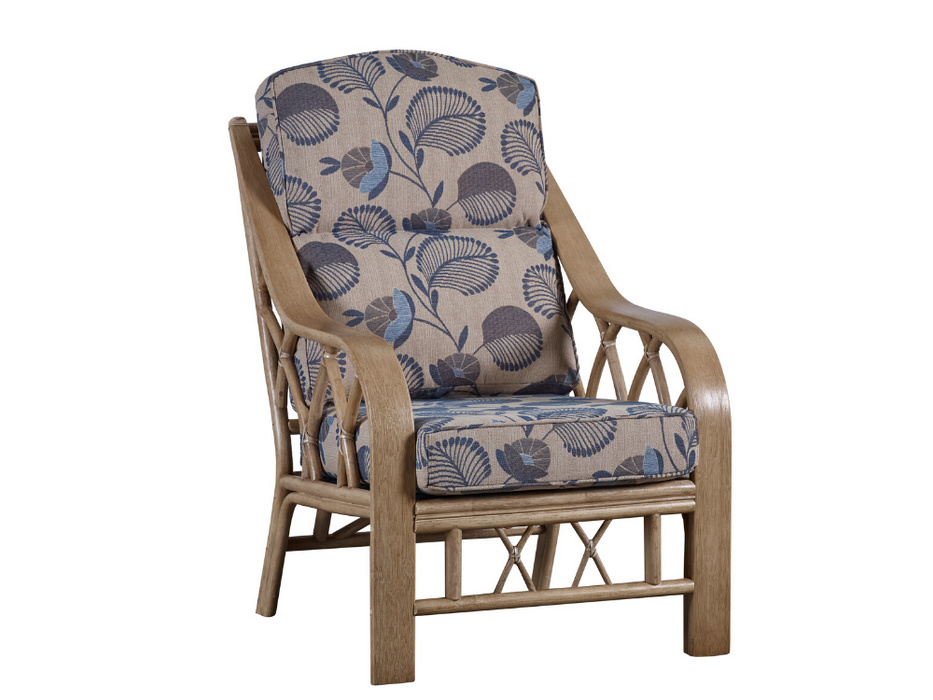 The Cane Industries lavello Cane Armchair