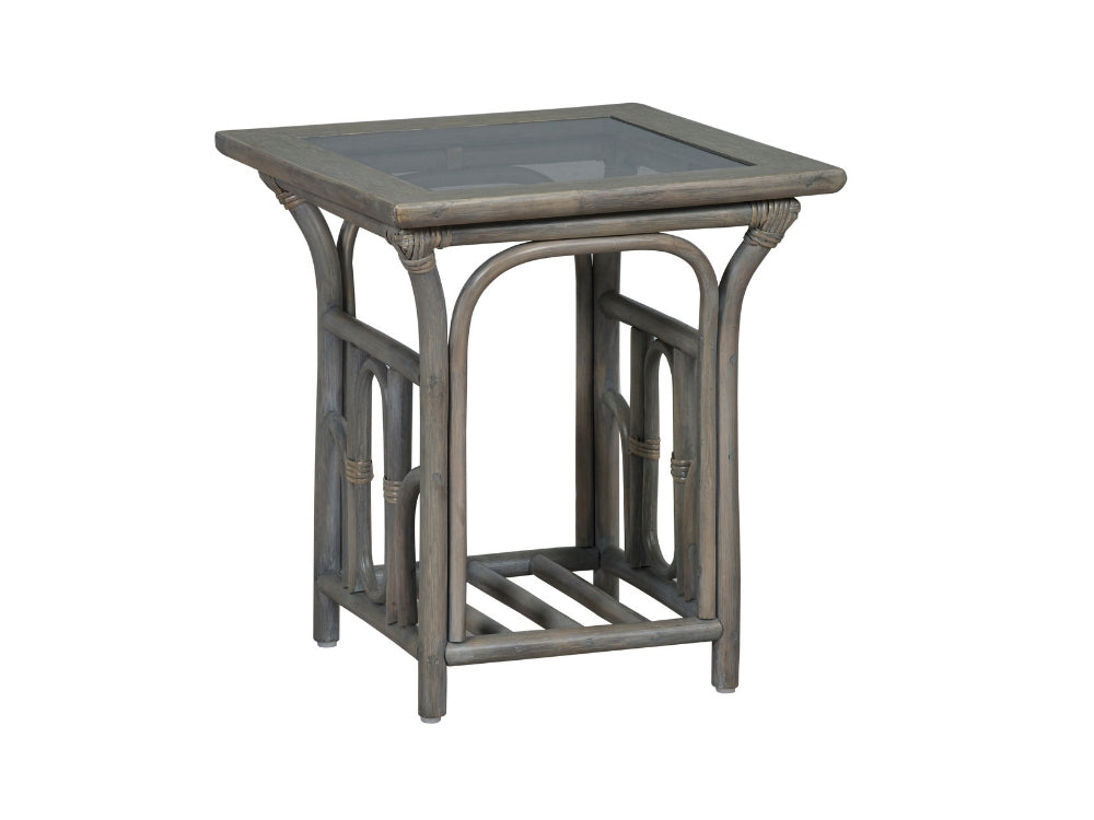 The Cane Industries lucerne Side Table