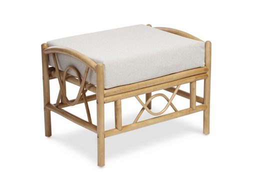Desser Bali Light Oak Footstool